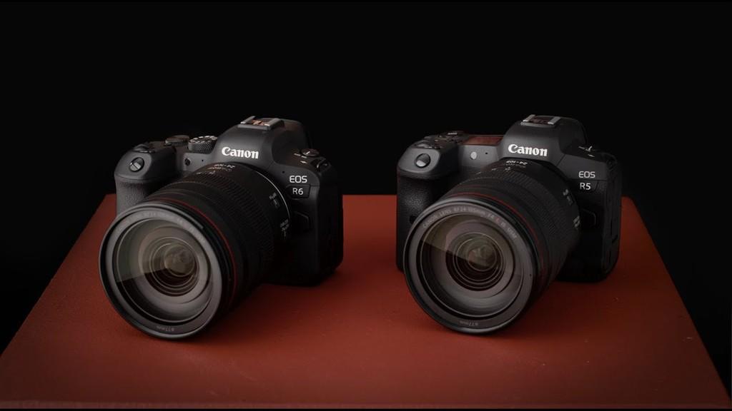 Canon ra mắt EOS R5: quay video 8K, cảm biến 45MP và Dual Pixel AF mới ảnh 1