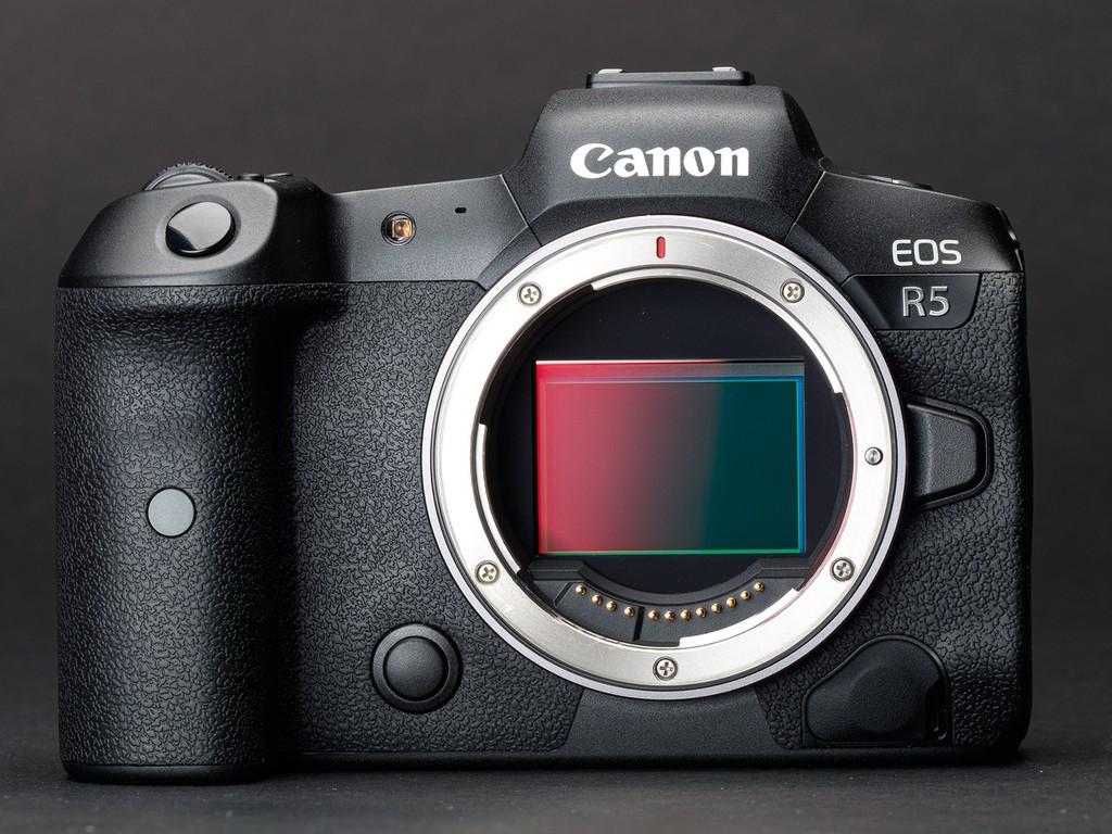 Canon ra mắt EOS R5: quay video 8K, cảm biến 45MP và Dual Pixel AF mới ảnh 2