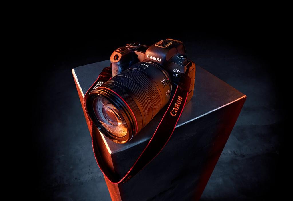 Canon ra mắt EOS R5: quay video 8K, cảm biến 45MP và Dual Pixel AF mới ảnh 3