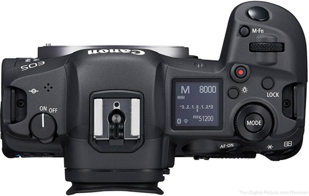 Canon ra mắt EOS R5: quay video 8K, cảm biến 45MP và Dual Pixel AF mới ảnh 5