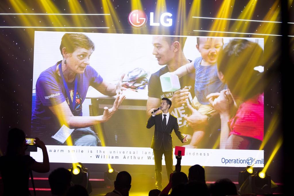 LG Việt Nam đấu giá TV OLED 8K đầu tiên trên thế giới dành tặng 1,5 tỷ cho nụ cười trẻ thơ ảnh 3