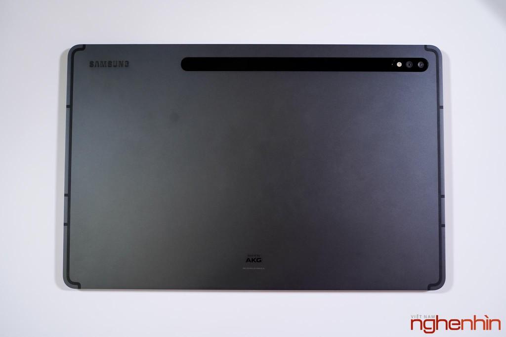 Trên tay Galaxy Tab S7+: giải trí chất, làm việc hiệu quả, giá 24 triệu ảnh 13