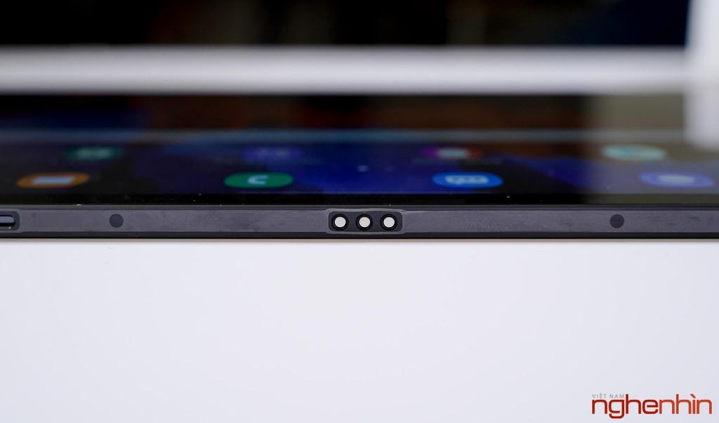 Trên tay Galaxy Tab S7+: giải trí chất, làm việc hiệu quả, giá 24 triệu ảnh 8