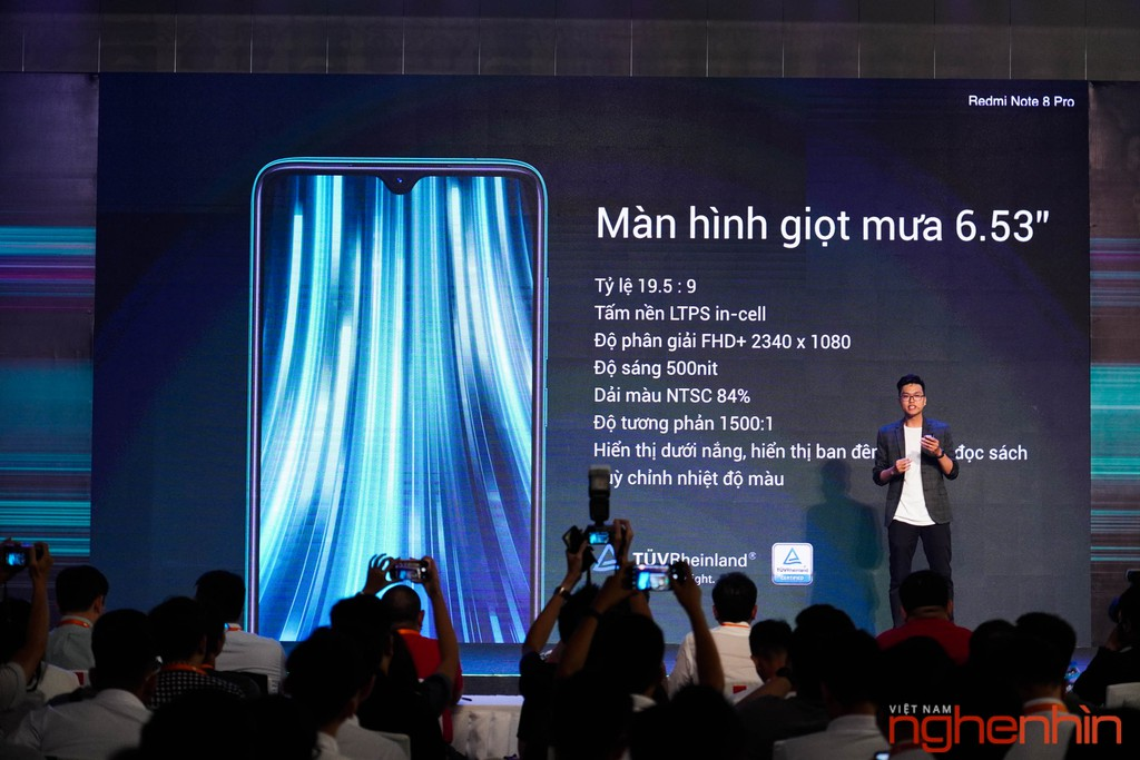 Xiaomi cho ra mắt Redmi Note 8 pro, Redmi Note 8, Redmi 8 với giá chỉ từ 3 triệu ảnh 11