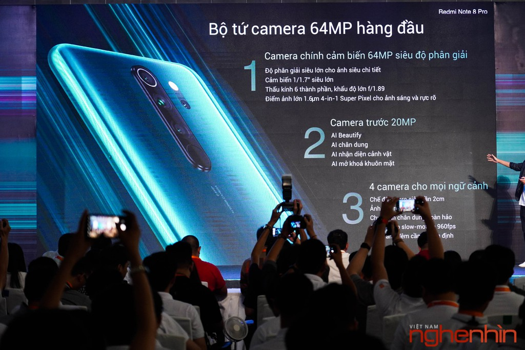 Xiaomi cho ra mắt Redmi Note 8 pro, Redmi Note 8, Redmi 8 với giá chỉ từ 3 triệu ảnh 13