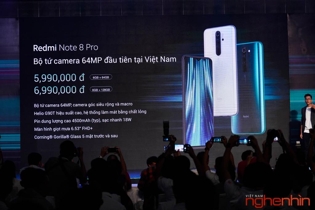 Xiaomi cho ra mắt Redmi Note 8 pro, Redmi Note 8, Redmi 8 với giá chỉ từ 3 triệu ảnh 14
