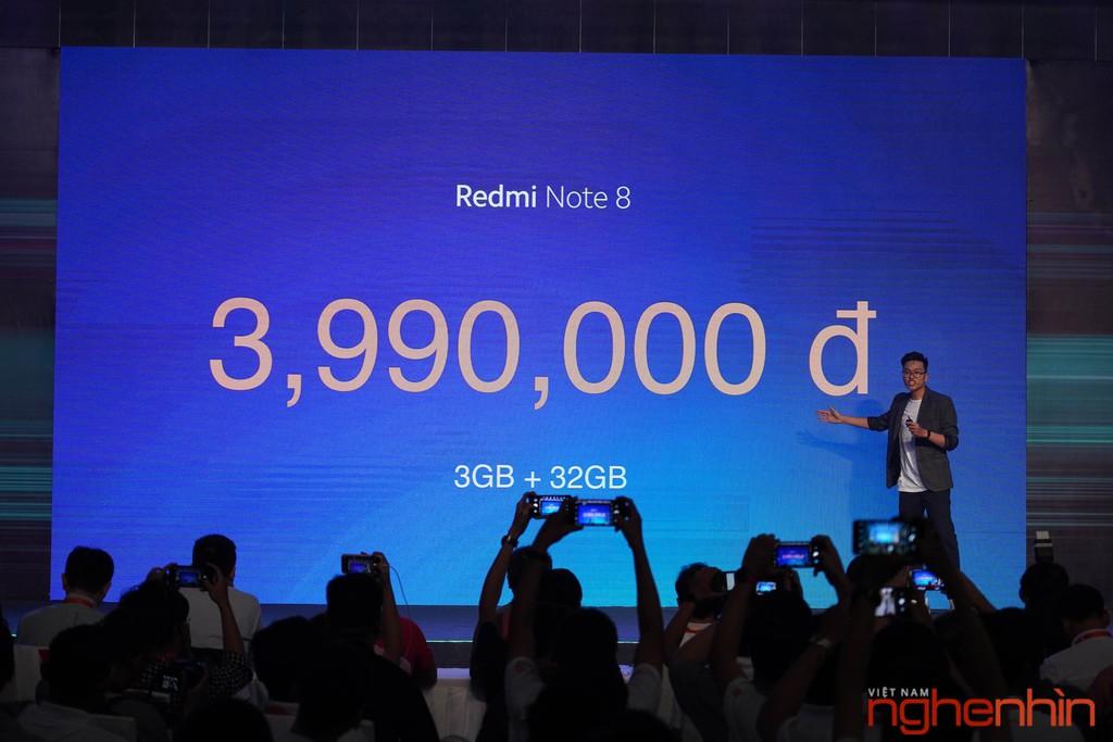 Xiaomi cho ra mắt Redmi Note 8 pro, Redmi Note 8, Redmi 8 với giá chỉ từ 3 triệu ảnh 4