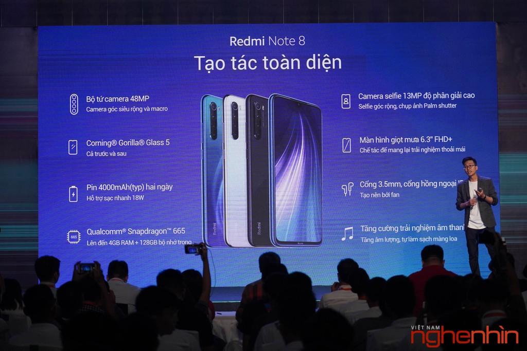 Xiaomi cho ra mắt Redmi Note 8 pro, Redmi Note 8, Redmi 8 với giá chỉ từ 3 triệu ảnh 10