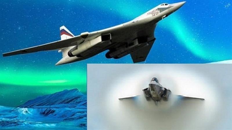 Càng già càng cay, oanh tạc cơ Tu-160 Nga vừa cho F-35 Mỹ hít khói