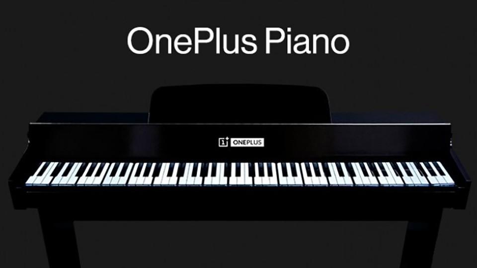 OnePlus tạo cây đàn piano từ 17 chiếc OnePlus 7T Pro ảnh 1