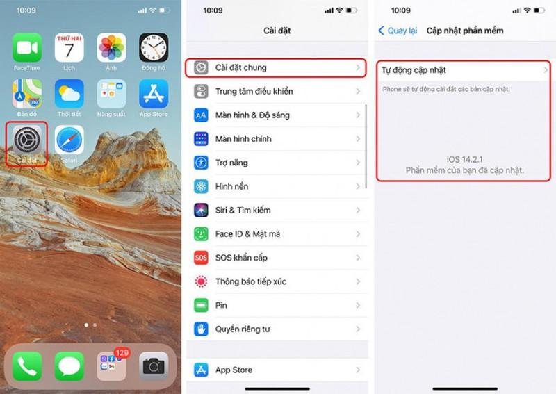 Cach tang cuong bao mat cho cac thiet bi iOS