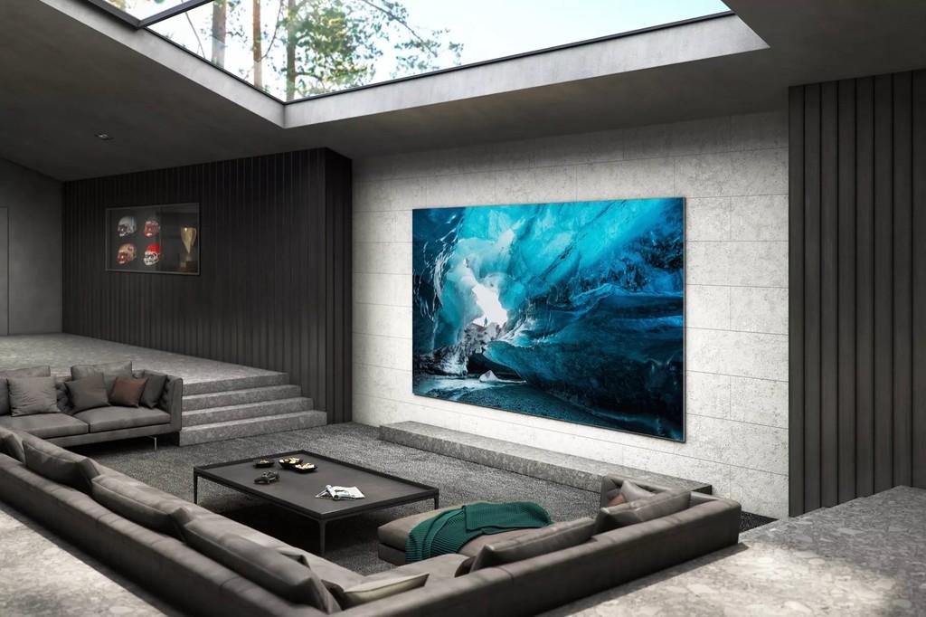 TV MicroLED  The Wall 110 inch giá 156.000 USD: rẻ hơn, màn hình siêu bền ảnh 1