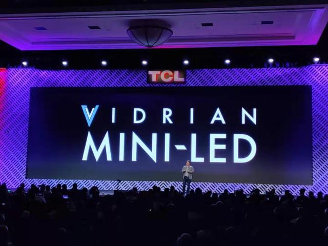 Bằng công nghệ mini-LED, TCL tiếp tục cách mạng hóa hiệu suất TV tại CES 2020 - 3