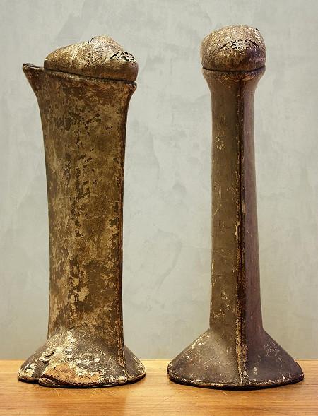 Các đôi giầy Chopines theo đó mà cũng trở nên ngày càng cao tới cả nửa mét.