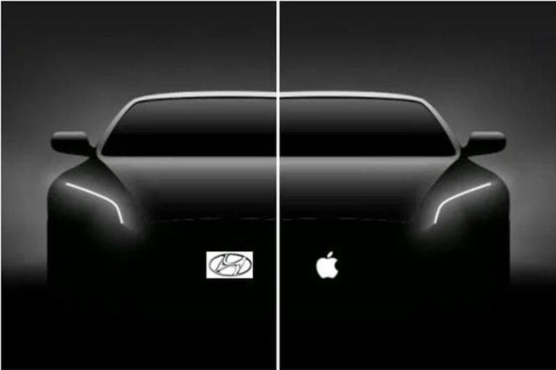 Xe oto dien tu lai cua Apple se do Hyundai san xuat?