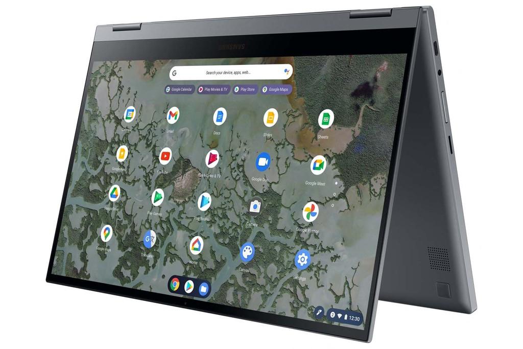 Galaxy Chromebook 2: Laptop đầu tiên có màn hình QLED ra mắt ảnh 5
