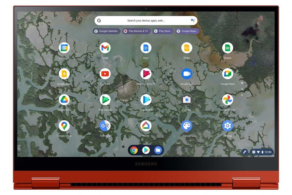 Galaxy Chromebook 2: Laptop đầu tiên có màn hình QLED ra mắt ảnh 6