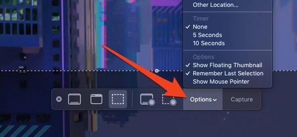 Thủ thuật macOS Mojave: Thay đổi vị trí lưu mặc định ảnh chụp màn hình