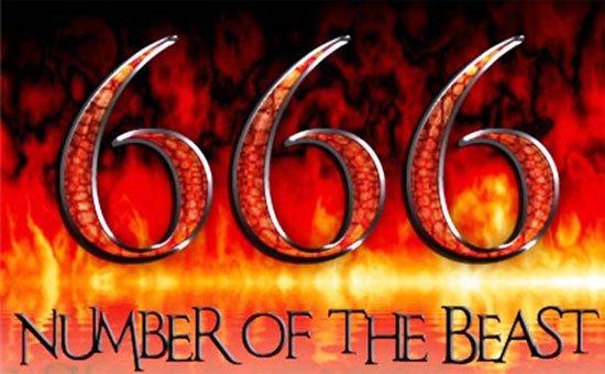 Một số người tin rằng, con số 666 là dấu ấn của quỷ Sa-tăng nên chỉ đem lại điềm gở, tai họa cho con người.