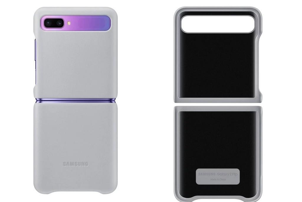 Ốp lưng của Samsung Galaxy Z Flip và Galaxy S20 sẽ như thế này ảnh 1