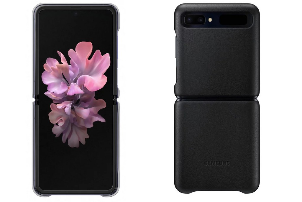 Ốp lưng của Samsung Galaxy Z Flip và Galaxy S20 sẽ như thế này ảnh 2