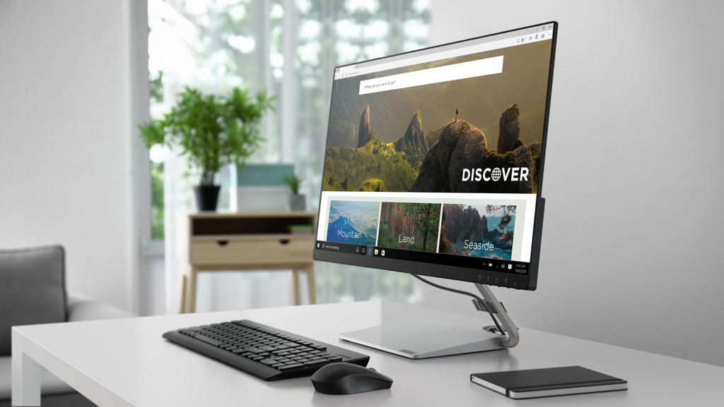 Lenovo ra mắt loạt màn hình: công nghệ AMD FreeSync, giá từ 2 triệu ảnh 4