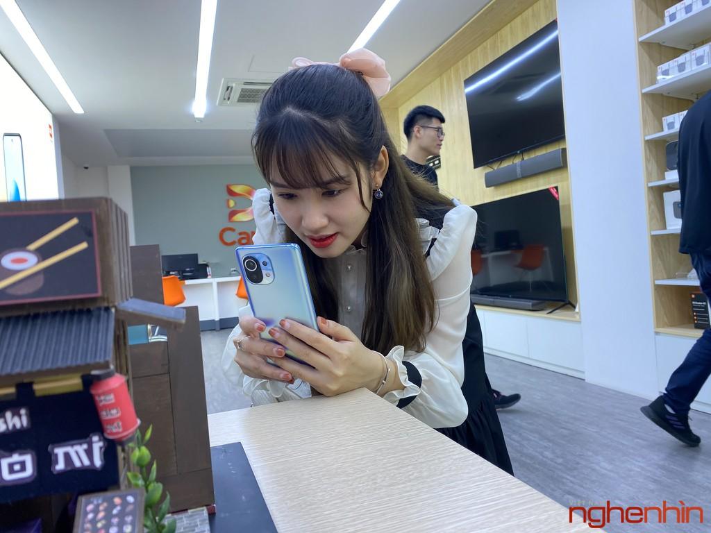Mi Fans Hà Nội hào hứng chào đón Mi Fans Festival 2021 tri ân khách hàng ảnh 4