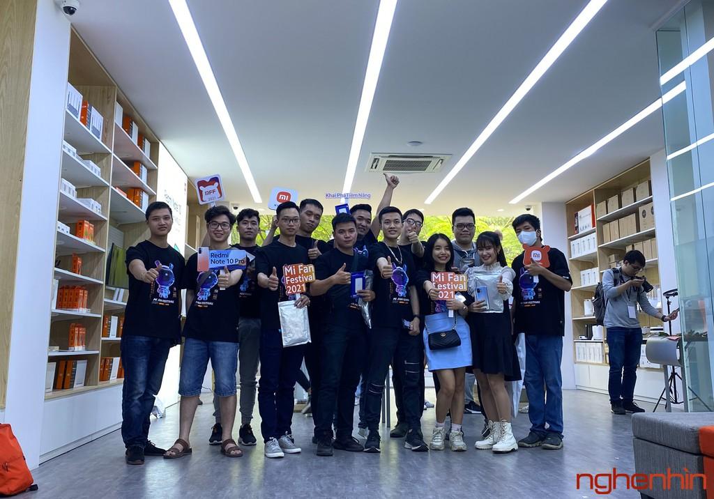 Mi Fans Hà Nội hào hứng chào đón Mi Fans Festival 2021 tri ân khách hàng ảnh 7