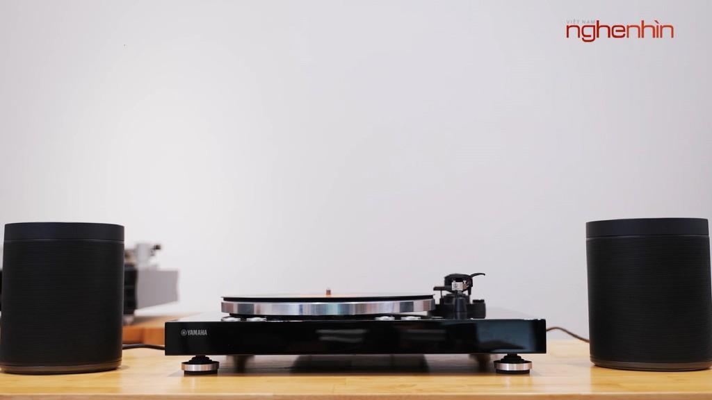 Yamaha MusicCast Vinyl 500 - Mâm than không dây cho phép kết nối đa phòng ảnh 11
