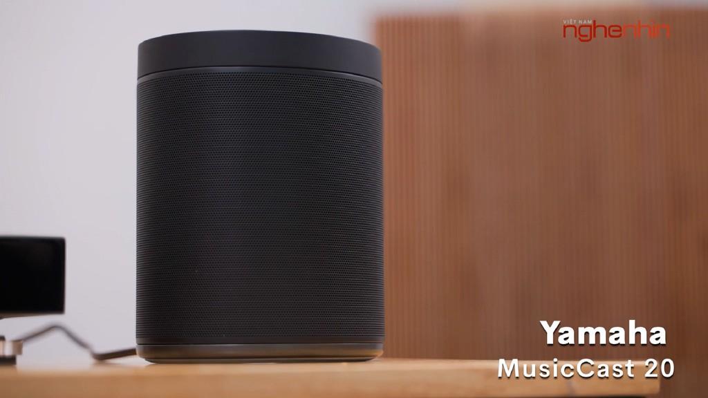 Yamaha MusicCast Vinyl 500 - Mâm than không dây cho phép kết nối đa phòng ảnh 8