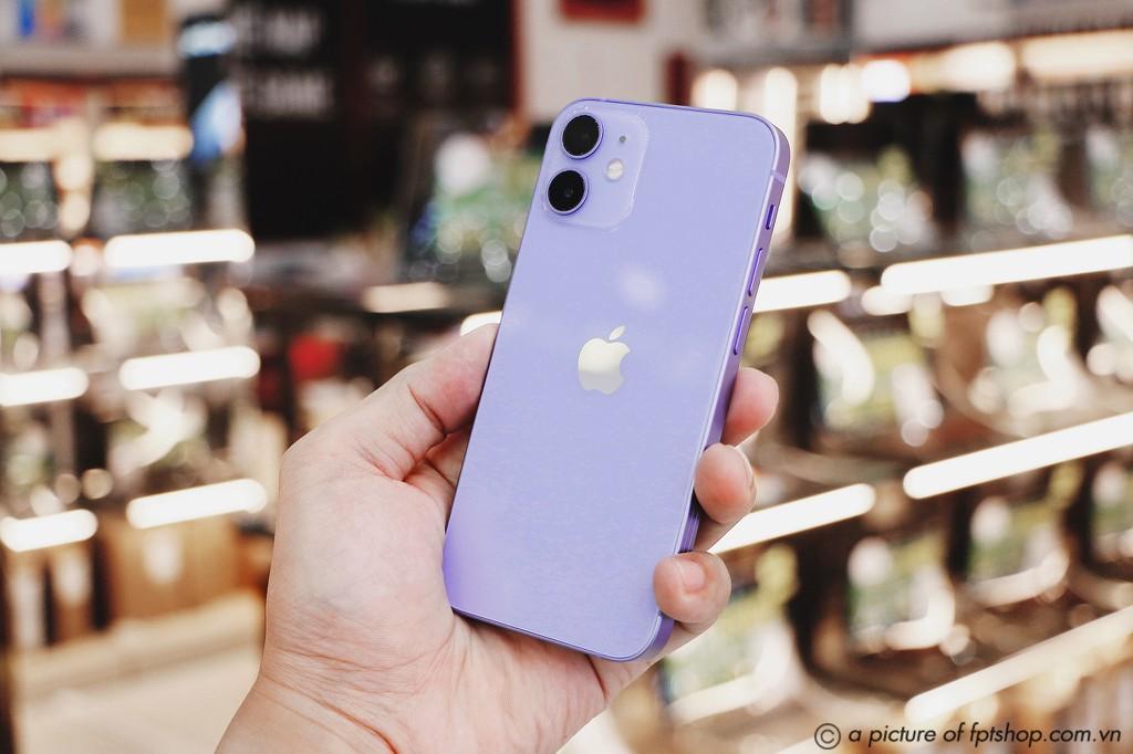 iPhone 12 chính hãng màu Tím sớm về Việt Nam giá 17,2 triệu ảnh 3