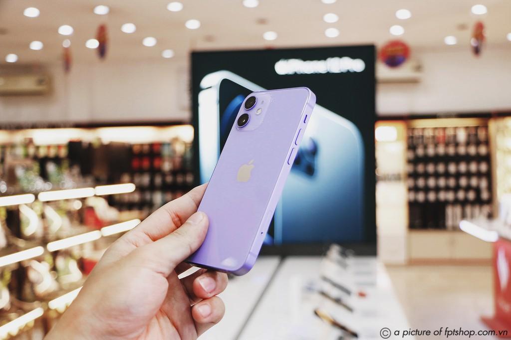 iPhone 12 chính hãng màu Tím sớm về Việt Nam giá 17,2 triệu ảnh 4