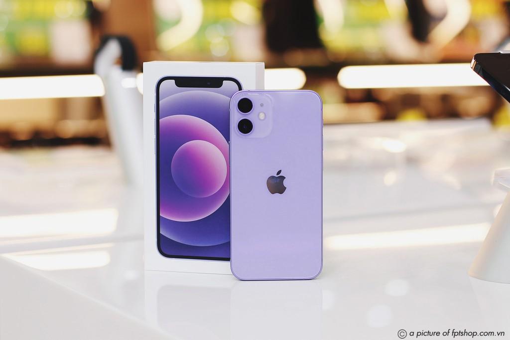 iPhone 12 chính hãng màu Tím sớm về Việt Nam giá 17,2 triệu ảnh 5