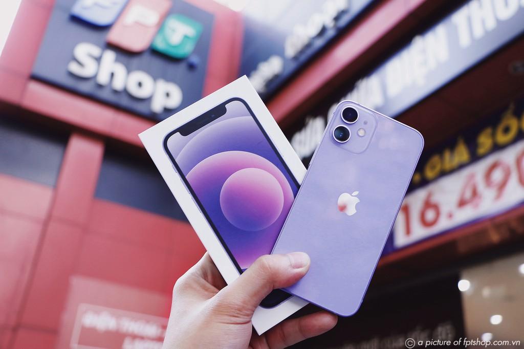 iPhone 12 chính hãng màu Tím sớm về Việt Nam giá 17,2 triệu ảnh 6
