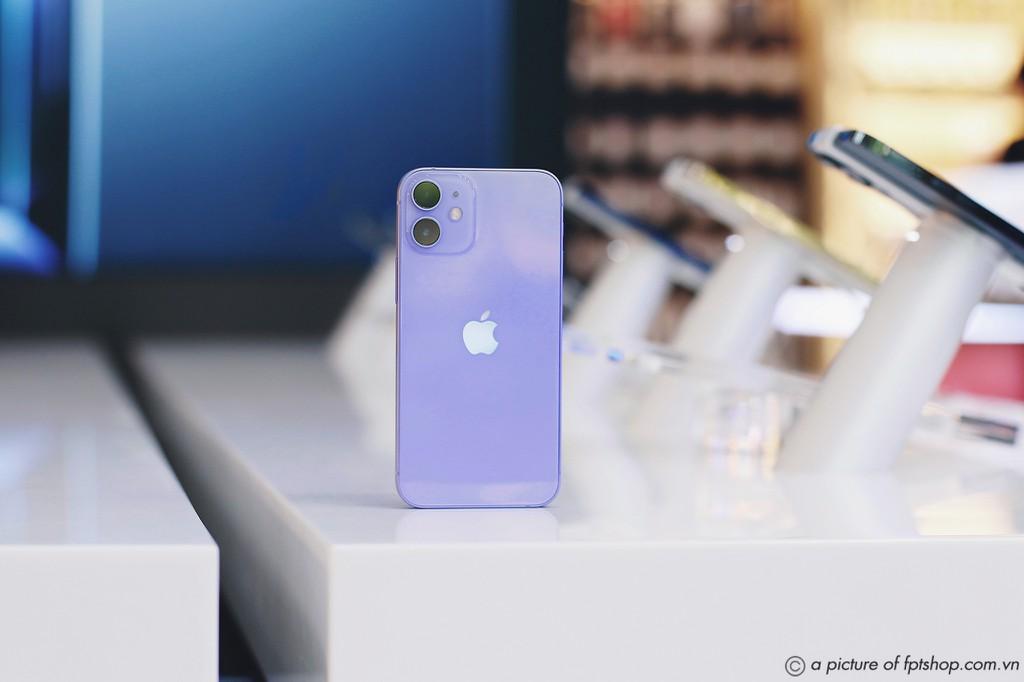 iPhone 12 chính hãng màu Tím sớm về Việt Nam giá 17,2 triệu ảnh 7