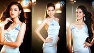 Ngắm nhan sắc thí sinh Miss World Việt Nam 2019 đọ dáng trong váy lụa cocktail quyến rũ