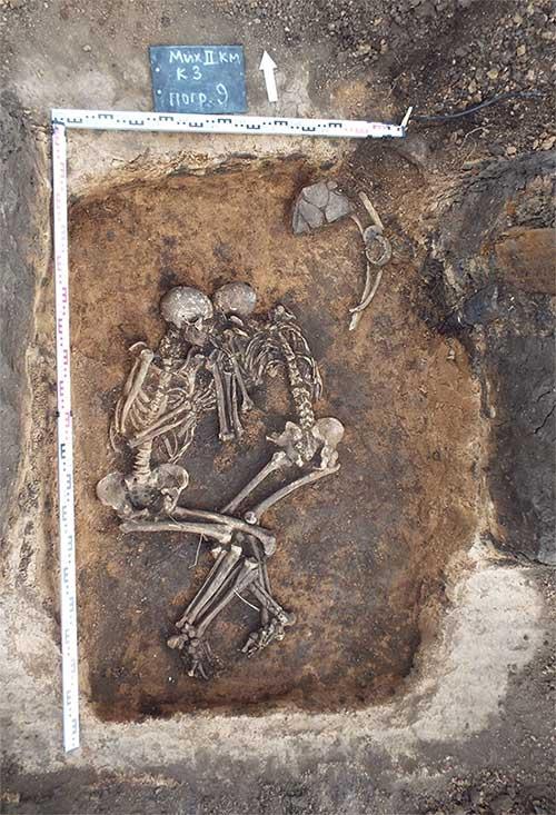 Những nạn nhân đầu tiên của bệnh dịch hạch trên Trái đất, được tìm thấy ở vùng Samara, Nga