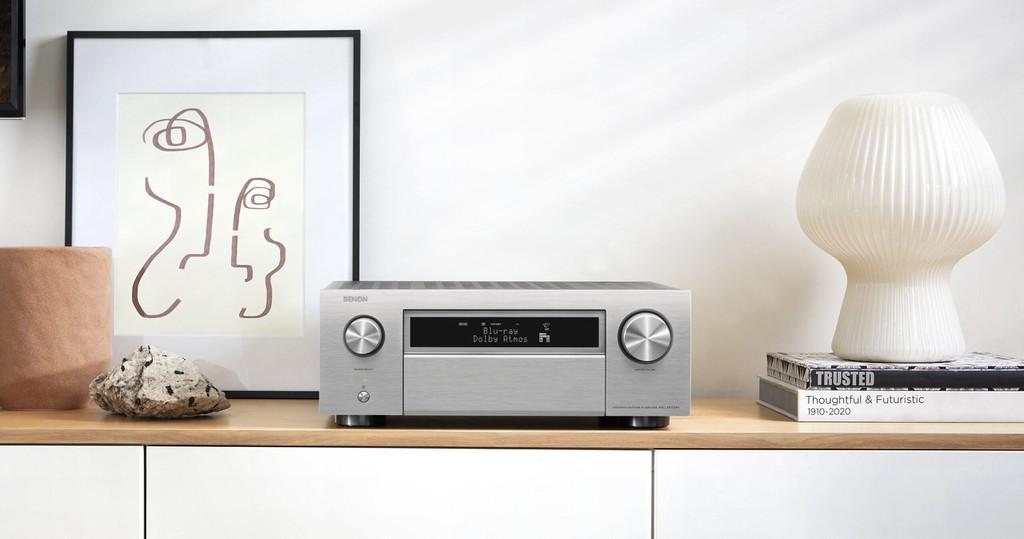 Denon ra mắt loạt receiver hỗ trợ 8K đầu tiên trên thế giới ảnh 1