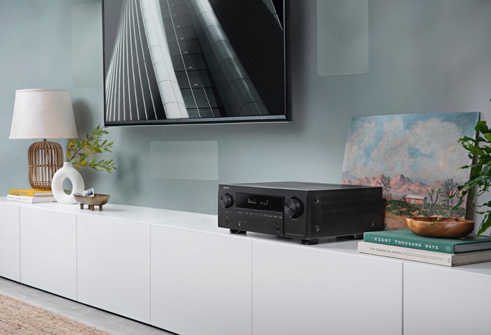 Denon ra mắt loạt receiver hỗ trợ 8K đầu tiên trên thế giới ảnh 2