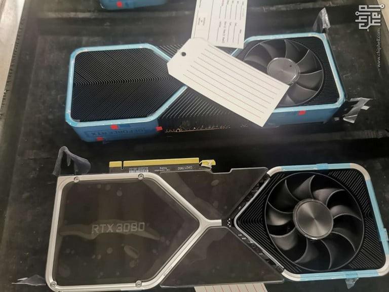 Rò rỉ hình ảnh GeForce RTX 3080: bình tĩnh với thiết kế mới ảnh 1