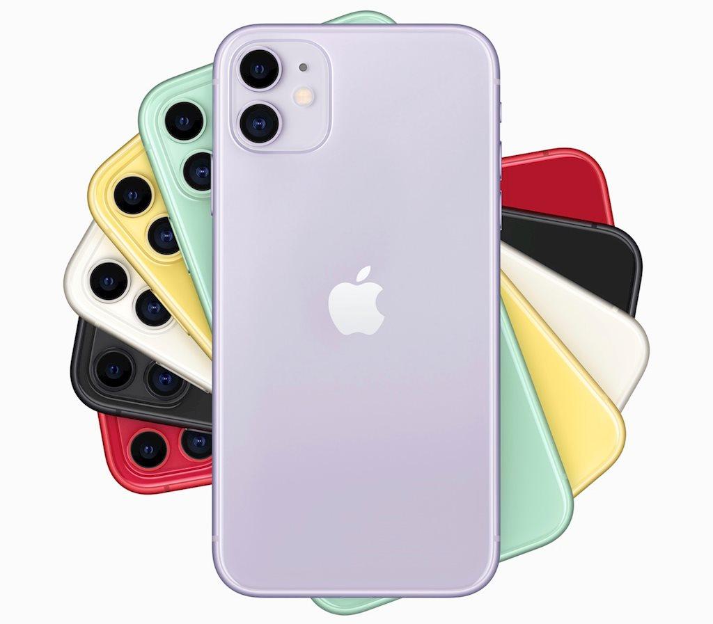 """Apple ra mắt iPhone 11, """"hậu duệ"""" của iPhone XR với camera kép mới toanh"""