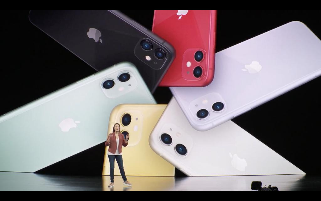 iPhone 11 - chiếc máy đáng chọn nhất trong bộ 3 vừa ra mắt? ảnh 1