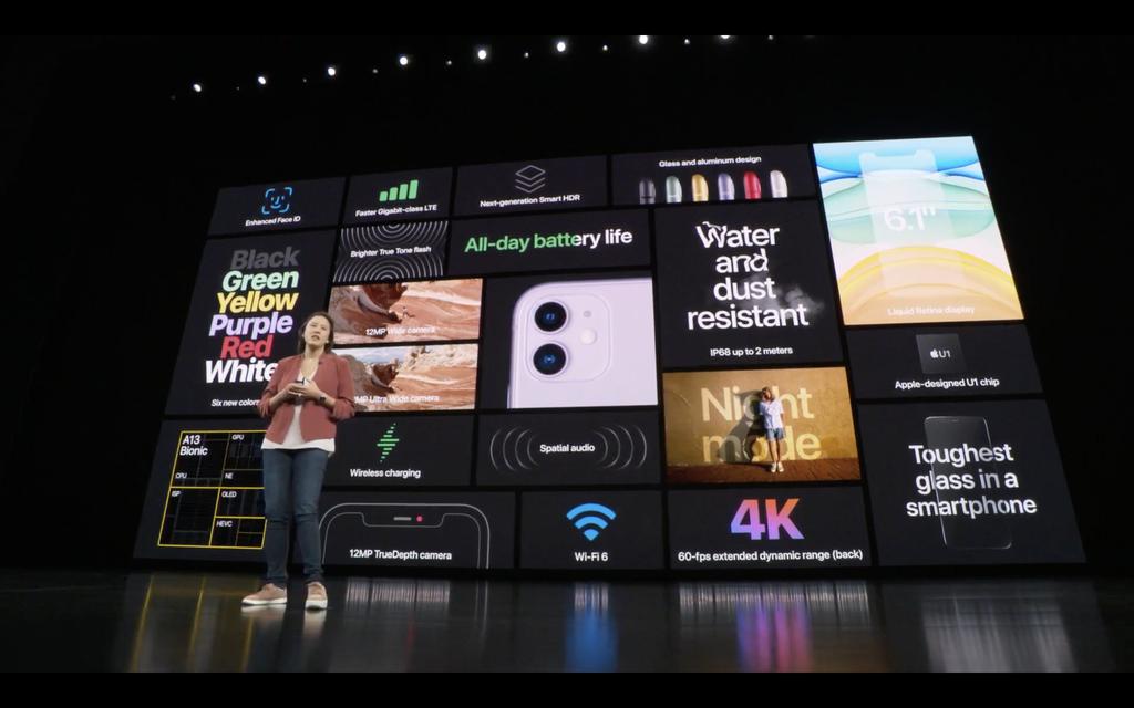 iPhone 11 - chiếc máy đáng chọn nhất trong bộ 3 vừa ra mắt? ảnh 14