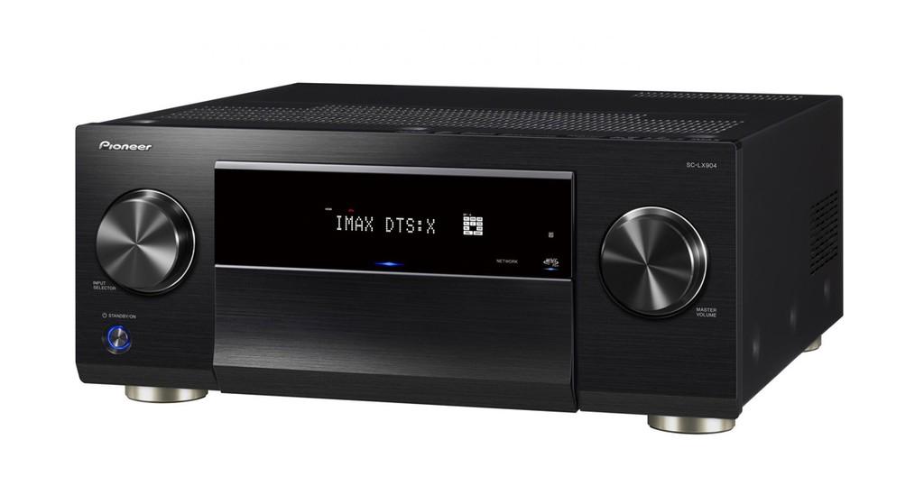 Pioneer giới thiệu bộ đôi receiver đầu bảng SC-LX904 / SC-LX704 và đầu đọc SACD mới ảnh 1