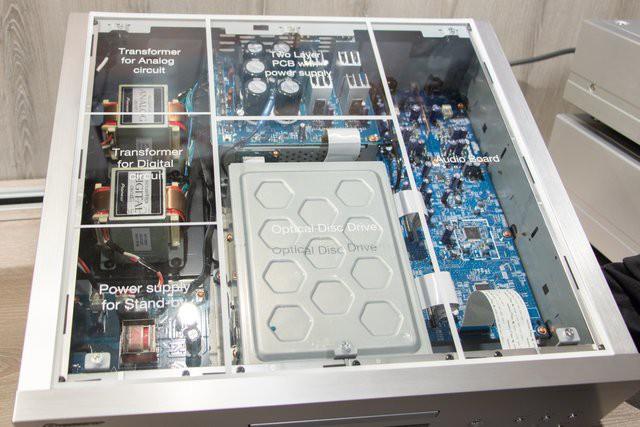 Pioneer giới thiệu bộ đôi receiver đầu bảng SC-LX904 / SC-LX704 và đầu đọc SACD mới ảnh 3