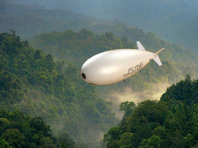 Flying Whales dự kiến xây dựng nhà máy đầu tiên tại Pháp trong năm sau