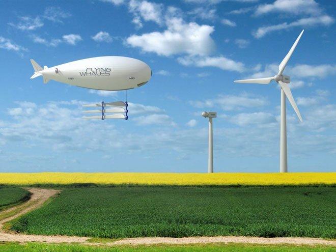 Giá bán của khí cầu này gần với một chiếc trực thăng hơn một chiếc máy bay.