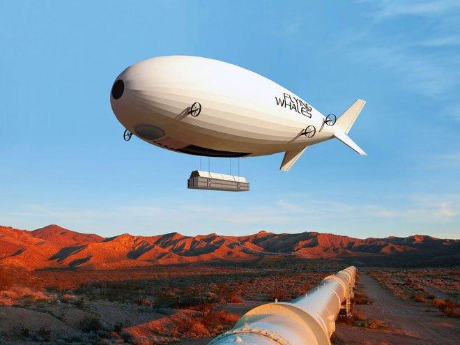 Thứ tạo nên độ chắc chắn vượt trội của LCA60T so với các khí cầu khác là công nghệ