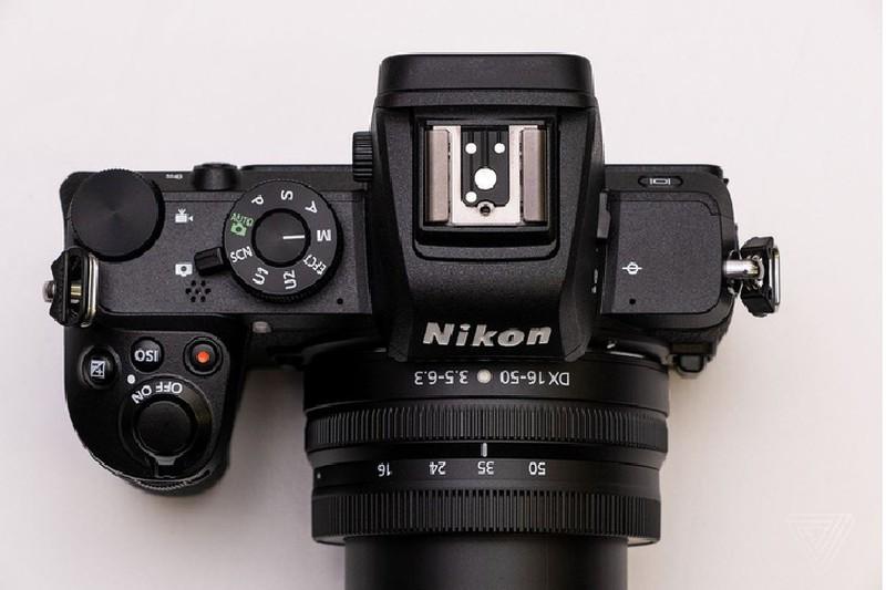 Nikon ra mat Z50: May anh mirrorless gia duoi 1.000 USD-Hinh-4
