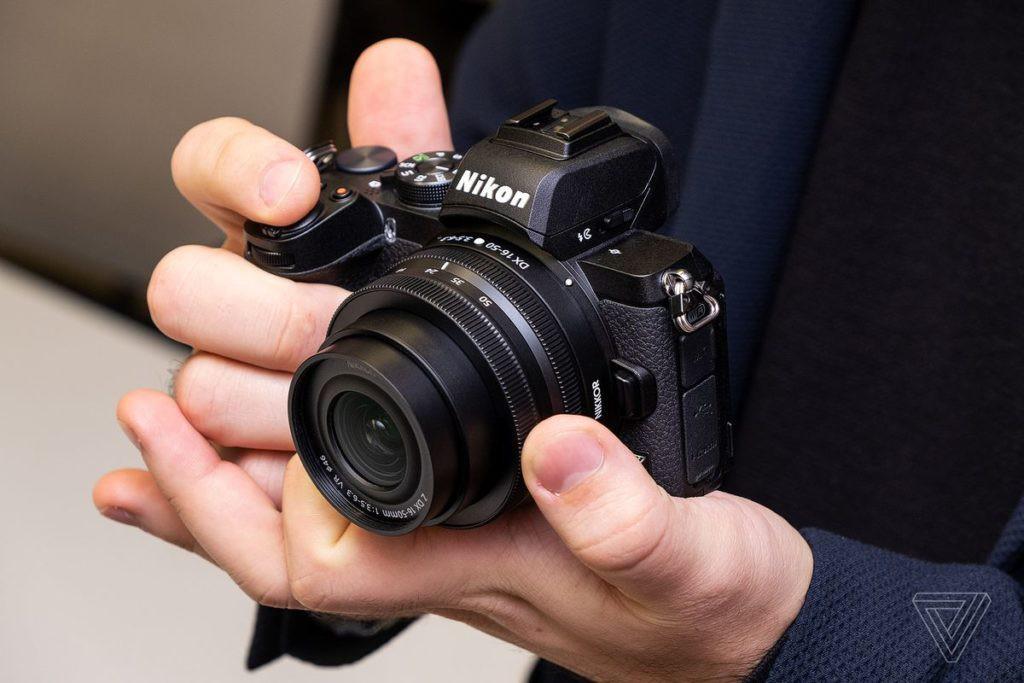 Z50: máy ảnh APS-C không gương lật đầu tiên của Nikon, giá dưới 1.000 USD ảnh 4